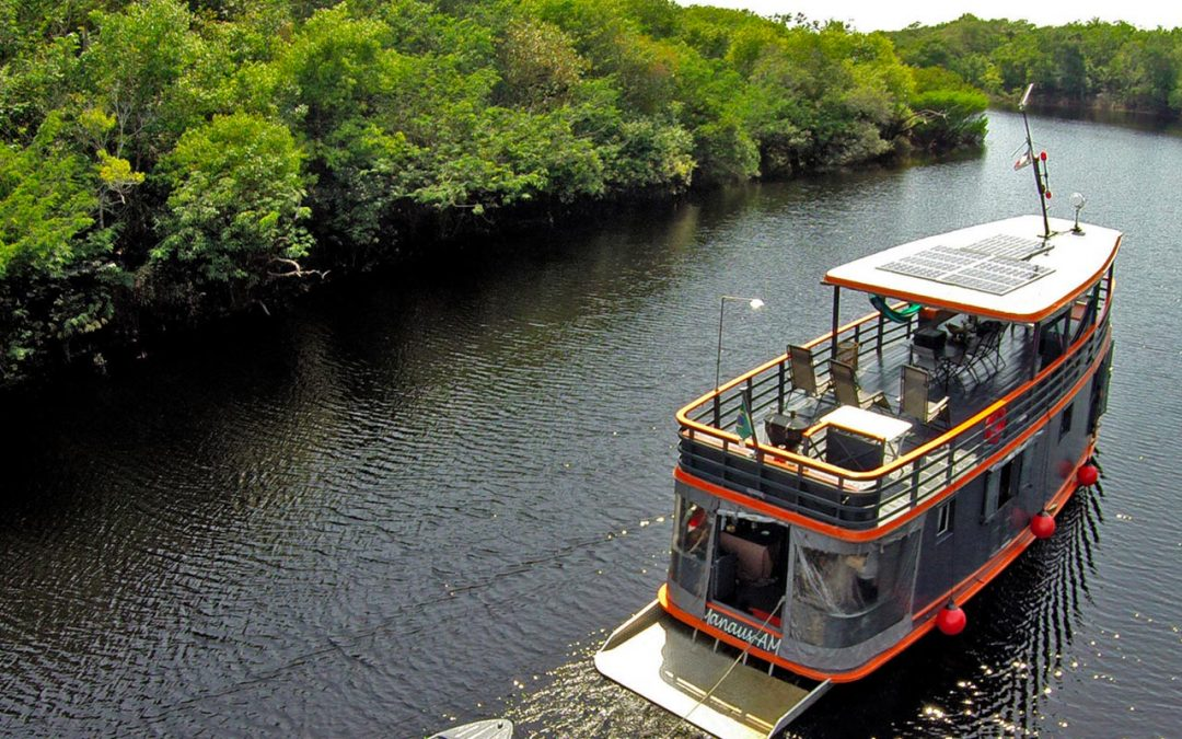 Amazon Eco Boat