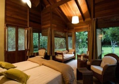 Cristallino Lodge