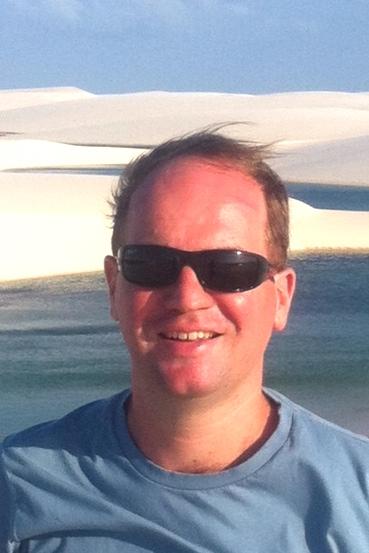 Yannick co-fondateur de l'agence Alternativ-Brésil