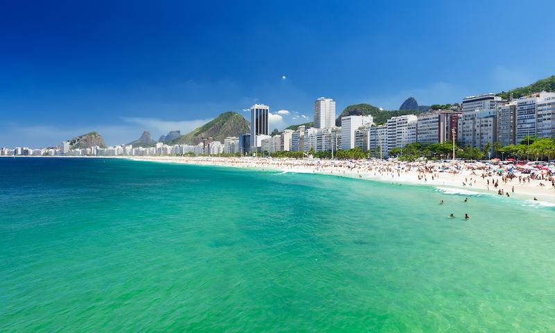 Copacabana Rio Brésil